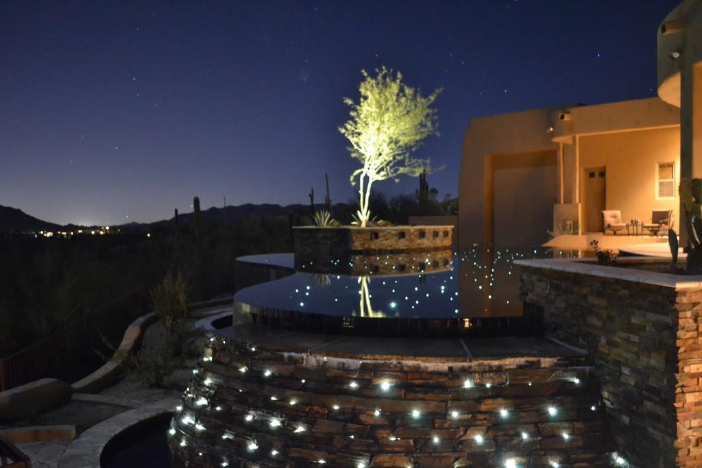 Fiber Optic Wall Residential Lighting