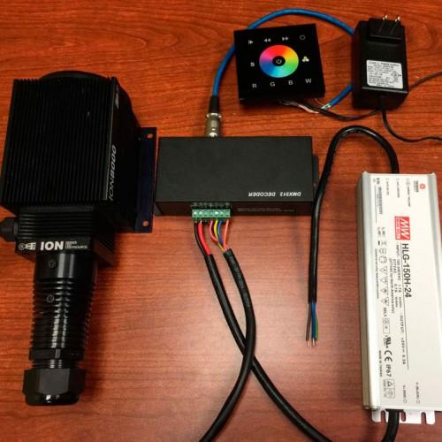 ION-8000-RGBW