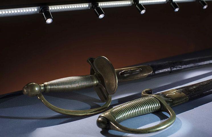 Metroled Lighting System Fiber Creations