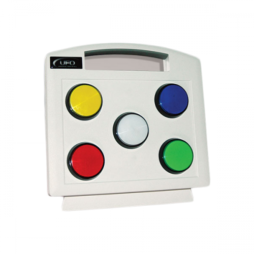 MicroLED 4000P-SCP & Sensory Color Pad Light Source