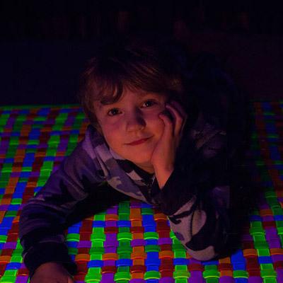 Ultraviolet Playmat