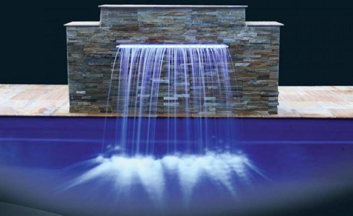Pal Led Optics Water Blade Fiber Creations