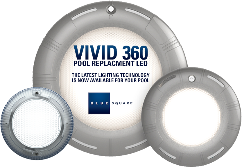 Pool Replacement LED Vivid 360